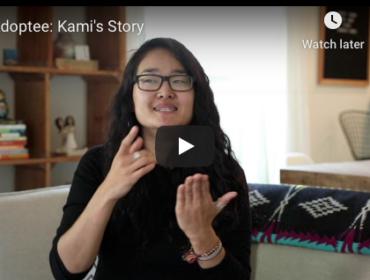 Korean-American Deaf Adoptee