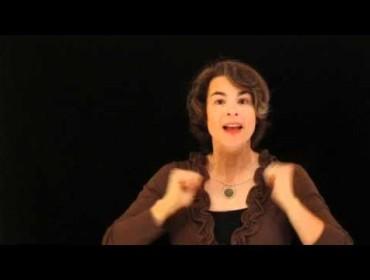 Deafhood Monologues ~ ASC Sponsor